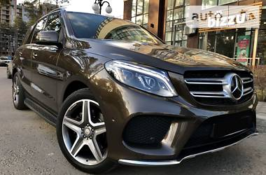 Mercedes-Benz GLE 350d 2015 в Лубнах