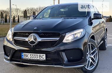 Mercedes-Benz GLE 400 2015 в Ровно