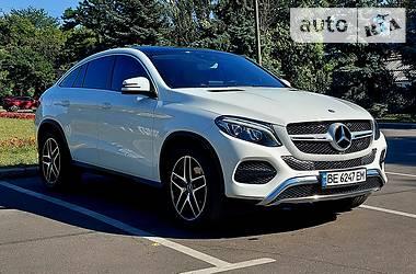 Внедорожник / Кроссовер Mercedes-Benz GLE 400 2016 в Николаеве