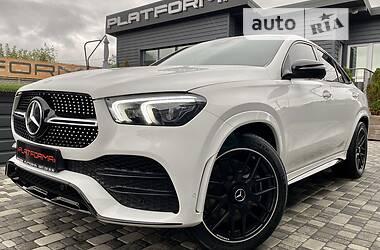 Внедорожник / Кроссовер Mercedes-Benz GLE 400 2020 в Киеве