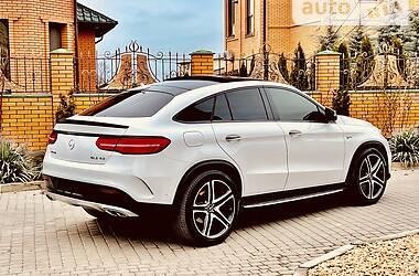 Mercedes-Benz GLE 43 AMG 2018 в Одесі