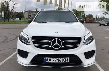 Внедорожник / Кроссовер Mercedes-Benz GLE 43 AMG 2017 в Киеве