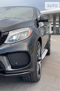 Купе Mercedes-Benz GLE 43 AMG 2018 в Києві
