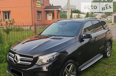 Mercedes-Benz GLE 500 2017 в Киеве