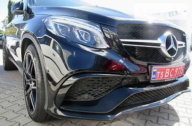 Mercedes-Benz GLE 63 2019 в Киеве