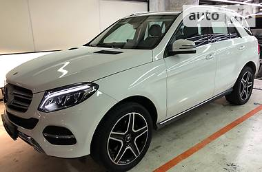 Mercedes-Benz GLE-Class 2018 в Киеве