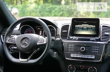 Mercedes-Benz GLE-Class 4-MATIK