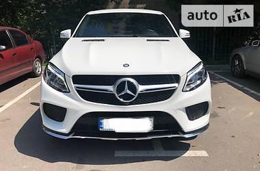 Mercedes-Benz GLE-Class 350d