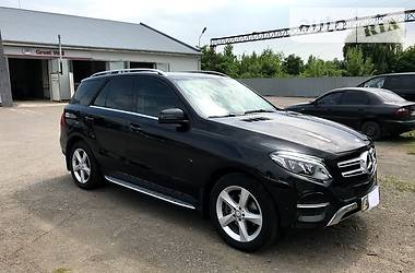 Mercedes-Benz GLE-Class 2016 в Ужгороде
