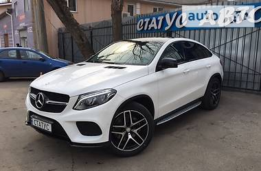Mercedes-Benz GLE Coupe 350 AMG  2018