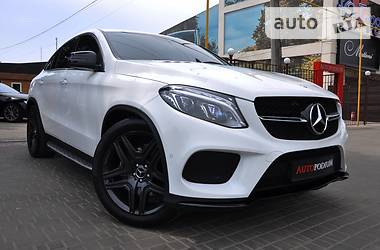Mercedes-Benz GLE Coupe 2017 в Одессе
