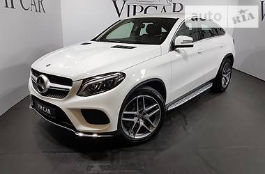 Mercedes-Benz GLE Coupe 2018 в Киеве