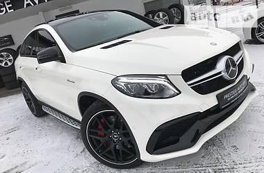 Mercedes-Benz GLE Coupe 2015 в Киеве