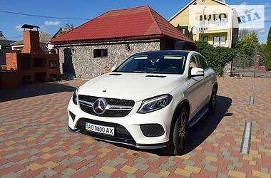 Mercedes-Benz GLE Coupe 2015 в Мукачево