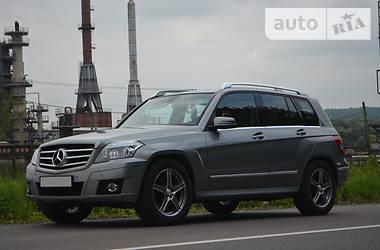 Mercedes-Benz GLK 220 2010 в Львове