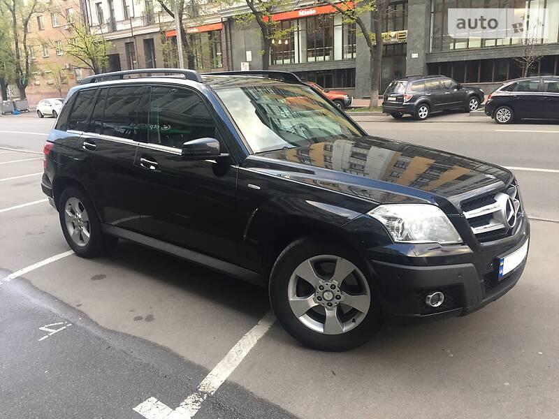 Mercedes-Benz GLK 220 2009 в Києві