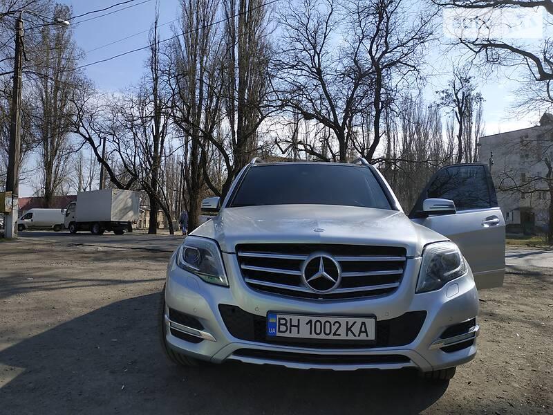 Позашляховик / Кросовер Mercedes-Benz GLK 220 2014 в Одесі