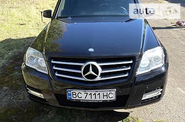 Mercedes-Benz GLK 220 2012 в Дрогобыче
