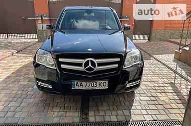 Mercedes-Benz GLK 220 2011 в Киеве