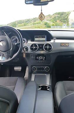 Позашляховик / Кросовер Mercedes-Benz GLK 220 2013 в Южноукраїнську