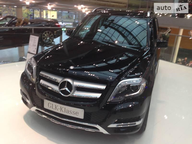 Mercedes-Benz GLK 220 2015 в Киеве