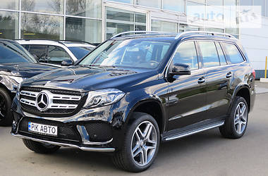 Mercedes-Benz GLS 350 2018 в Киеве