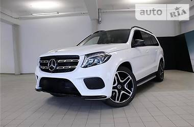 Mercedes-Benz GLS 350 AMG-Black Edition 2017