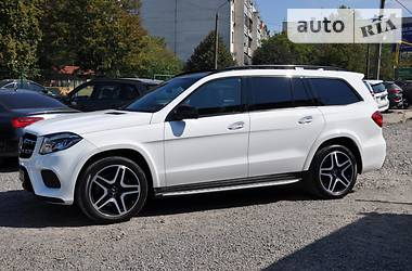 Mercedes-Benz GLS 400 2016 в Одессе