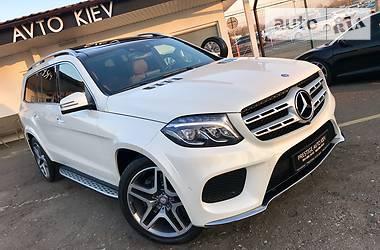 Mercedes-Benz GLS 400 2016 в Киеве