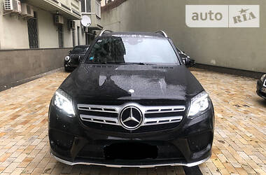 Mercedes-Benz GLS 400 2016 в Киеве