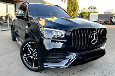 Внедорожник / Кроссовер Mercedes-Benz GLS 400 2019 в Киеве