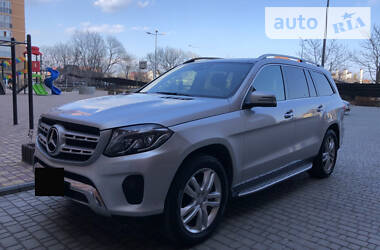 Mercedes-Benz GLS 450 2016 в Одессе