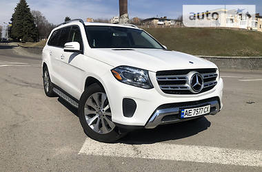 Mercedes-Benz GLS 450 2016 в Днепре