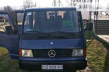 Mercedes-Benz MB пасс. 1994 в Черновцах