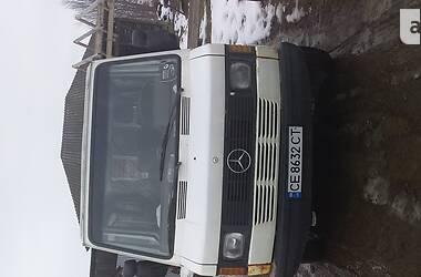 Mercedes-Benz MB пасс. 1985 в Черновцах