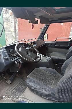 Легковий фургон (до 1,5т) Mercedes-Benz MB пас. 1992 в Івано-Франківську