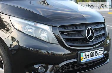 Минивэн Mercedes-Benz Metris 2016 в Одессе