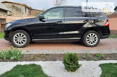 Mercedes-Benz ML 250 2013 в Ивано-Франковске