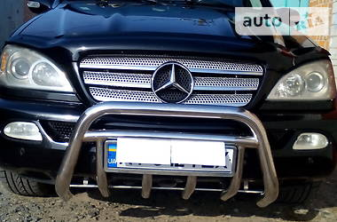 Mercedes-Benz ML 270 2005 в Киеве