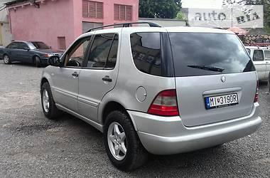 Mercedes-Benz ML 270 2000