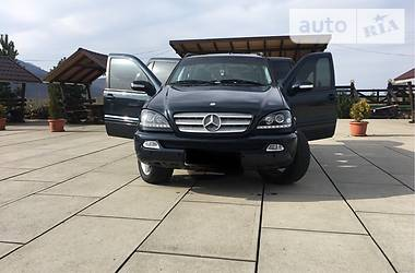Mercedes-Benz ML 270 2003