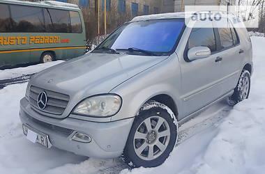 Mercedes-Benz ML 270 2003 в Львове