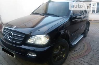 Mercedes-Benz ML 270 2003 в Тернополе