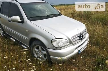 Mercedes-Benz ML 270 2000 в Житомире