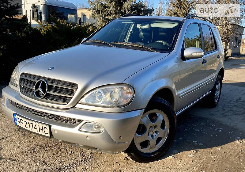 Mercedes-Benz ML 270 2003 в Мелитополе