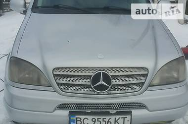 Mercedes-Benz ML 270 2000 в Ивано-Франковске