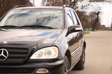 Mercedes-Benz ML 270 2003 в Здолбунове