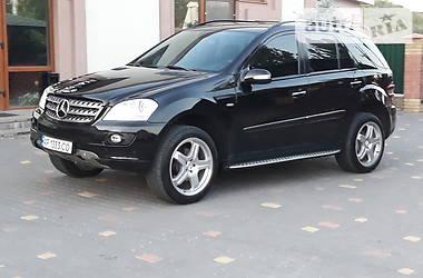 Внедорожник / Кроссовер Mercedes-Benz ML 280 2008 в Пологах