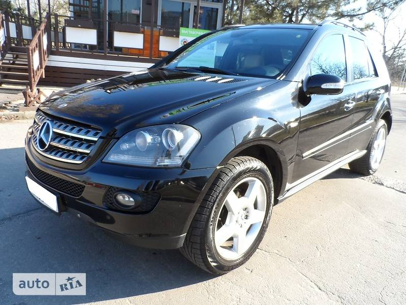 Mercedes-Benz ML 320 2008 в Днепре