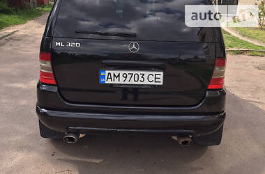 Mercedes-Benz ML 320 2000 в Коростене